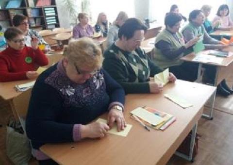 Школьные библиотекари Каменского стали участниками семинарского занятия Днепродзержинск