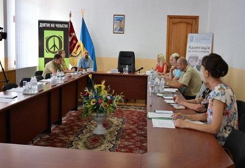 В Каменском говорили о снижении рисков подтопления Днепродзержинск