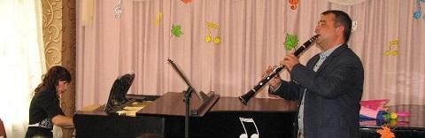 В Каменском провели яркий концерт к Международному дню музыки Днепродзержинск