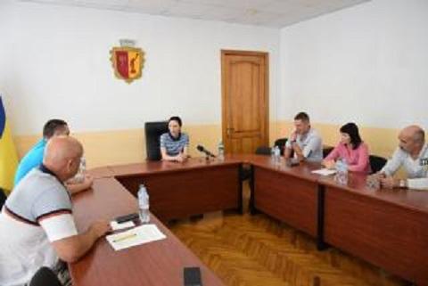 В г. Каменское планируют открыть ветеранский HUB Днепродзержинск