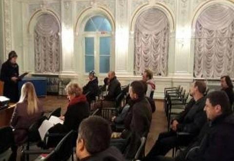 Центр занятости г.Каменское провел день открытых дверей на «ДМК» Днепродзержинск