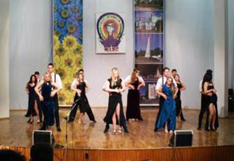 «Студенческая весна» стартует в Каменском Днепродзержинск