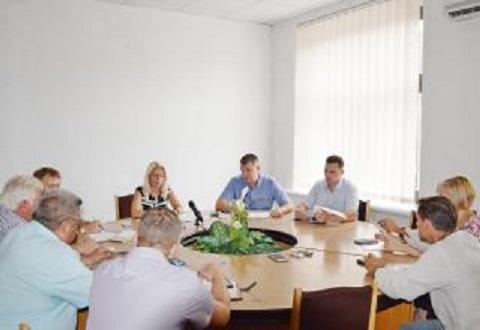 В г. Каменское обсудили ситуацию с выбросами на «ДМК» Днепродзержинск