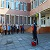 Спасатели и медики г. Каменское провели мероприятие в гимназии № 39