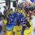 Каменские черлидеры впервые приняли участие в чемпионате Европы