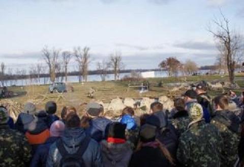Общегородской фестиваль «Волна памяти» приглашает к участию жителей Каменского Днепродзержинск