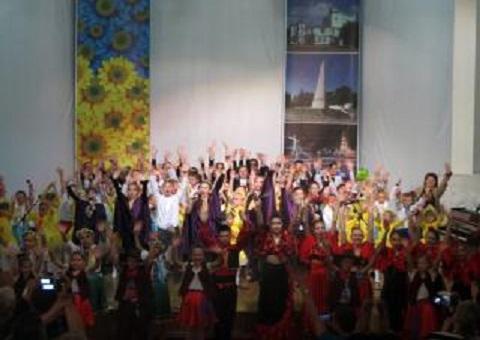 Школа искусств Каменского провела праздник творчества Днепродзержинск