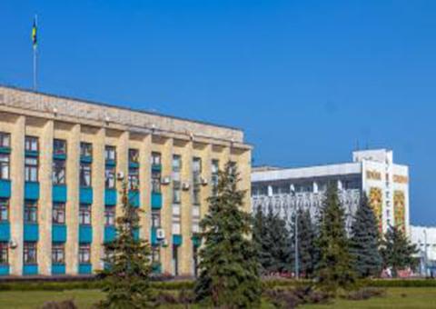 В Каменском начала работу 16-я сессия горсовета Днепродзержинск