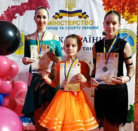 Каменские танцоры КСТ «Престиж» стали участниками международного турнира Днепродзержинск