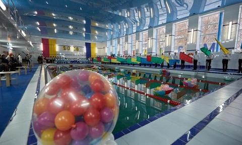 В академическом лицее № 15 г. Каменское открыли бассейн Днепродзержинск