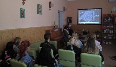 Каменчане провели День документального кино Днепродзержинск