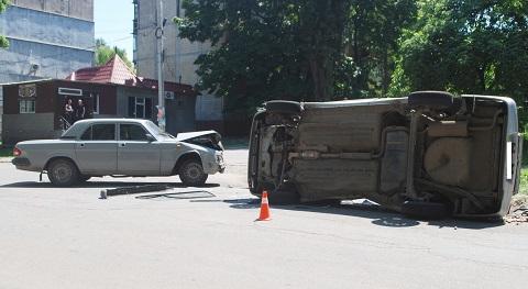 В результате ДТП в Каменском пострадал мужчина  Днепродзержинск