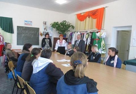 Учебный центр в исправительной колонии № 34 г. Каменское отметил 10-летие со дня открытия Днепродзержинск