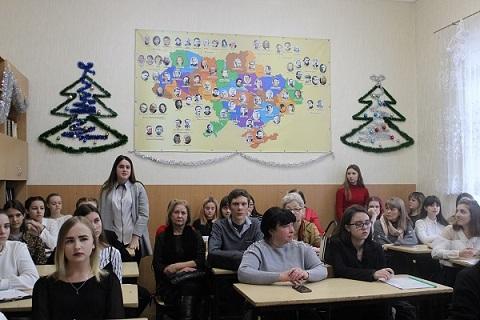 В Каменском прошла защита работ МАН Днепродзержинск