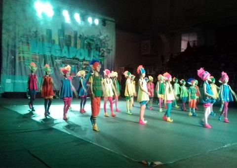 На международном фестивале танцоры г. Каменское трижды стали призерами Днепродзержинск