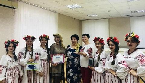 В г. Каменское прошло награждение призеров и победителей областного фестиваля Днепродзержинск