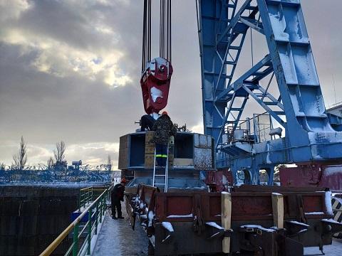 На ГЭС города  Каменское проведут сборку ротора генератора Днепродзержинск