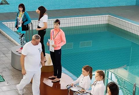 Каменчанки стали призерами чемпионата Украины по плаванию Днепродзержинск
