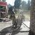 В Каменском на пожаре пострадал мужчина