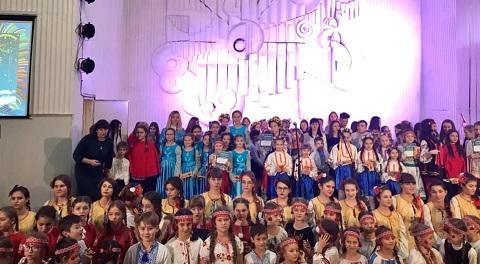 В Каменском провели фестиваль щедровок и колядок  Днепродзержинск
