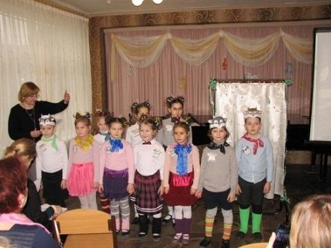 Специалисты Левобережной школы искусств г. Каменское провели семинар Днепродзержинск