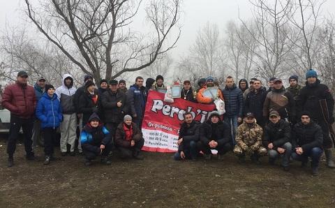 Каменчане стали участниками первого зимнего фестиваля рыболовов  Днепродзержинск
