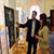 Каменчанка Алла Михальчук провела персональную выставку работ в Киеве