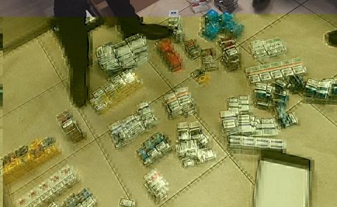Правоохранители в Каменском изъяли контрафактный товар Днепродзержинск