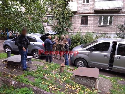 В Каменском мужчина угрожал семье взрывом гранаты Днепродзержинск