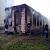 На школьной территории в Каменском горело здание