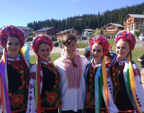 Французы услышали суперфиналиста проекта «Голос-Дети-2» из г. Каменское Днепродзержинск