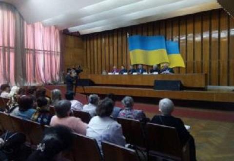 В Каменском  провели встречу с представителями ЖСК и ОСМД   Днепродзержинск
