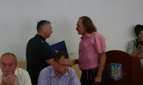 В Каменком провели церемонию награждения граждан Днепродзержинск