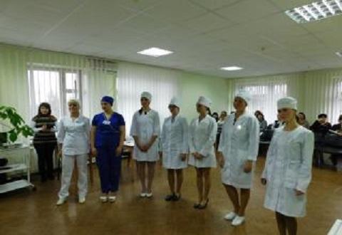Конкурс профессионального мастерства провели медсестры Каменских медучреждений Днепродзержинск