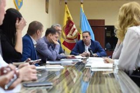 В Каменском прошло совещание по определению плана действий по присоединению села Степовое Днепродзержинск
