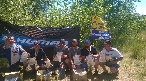 В Каменском провели турнир по спортивной рыбалке  Днепродзержинск