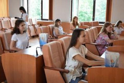В Каменском провели мероприятия ко Дню Конституции Днепродзержинск