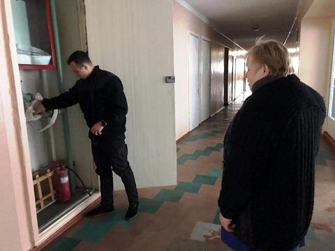 В Каменском проводят внеплановые проверки  по вопросам техногенной и пожарной безопасности Днепродзержинск