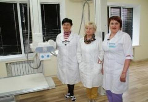 Для медицинских учреждений г. Каменское приобретено новое оборудование Днепродзержинск
