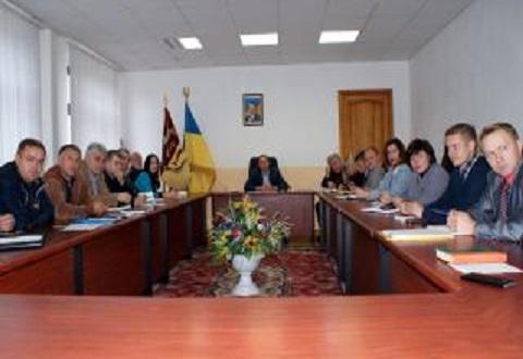 В г. Каменское прошло рабочее совещание по вопросу осеннего благоустройства города Днепродзержинск