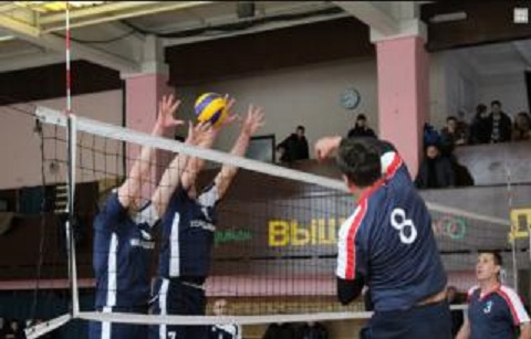 В Каменском пройдет открытый волейбольный турнир Днепродзержинск