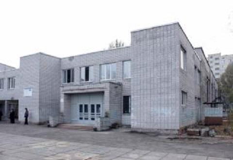 В Каменском бассейне лицея № 15 проводят капремонт Днепродзержинск