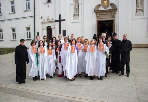 Хор «Canticum novum» представлял Каменское на рождественских концертах в Европе Днепродзержинск