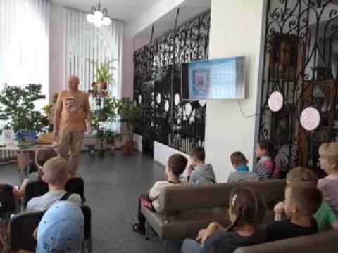 Библиотеки г. Каменское начали лето с активной работы Днепродзержинск