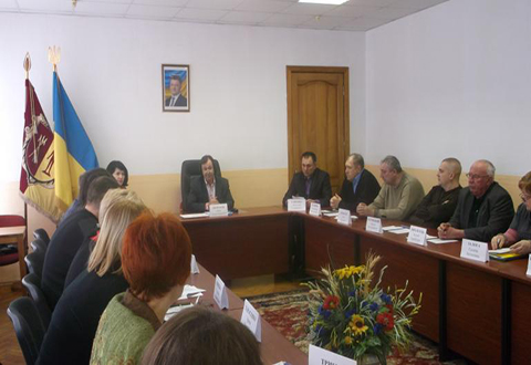 В горсовете Каменского на внеочередном заседании решали вопросы предпринимательства  Днепродзержинск