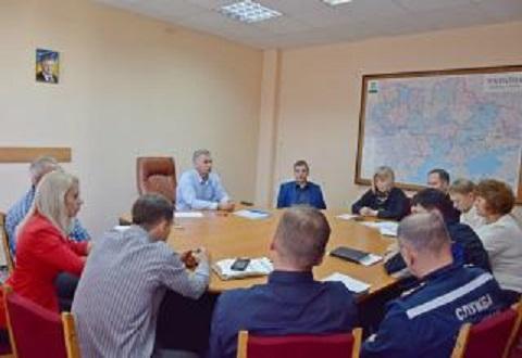 В Каменском говорили о стабилизации экологической ситуации в городе Днепродзержинск