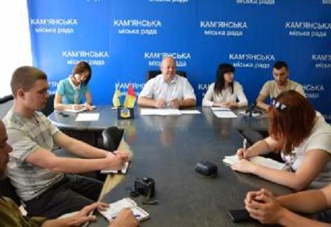 В Каменском восстановят спортивные объекты города Днепродзержинск