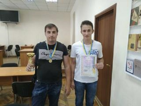 Каменские шашисты стали победителями Кубка области Днепродзержинск