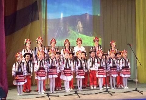В гимназии № 39 г. Каменское прошел фестиваль Днепродзержинск