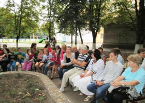 В Каменском провели вечер музыки и поэзии Днепродзержинск